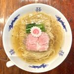 157946957 - ・山椒そば 肉2個、海老2個 1,130円/税込