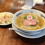 157946959 - ・山椒そば 肉2個、海老2個 1,130円/税込
