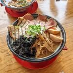 拉麺 えぼし - 料理写真:特製味噌ラーメン(大)