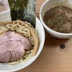 らー麺 鉄山靠 - 料理写真:つけ麺並み。