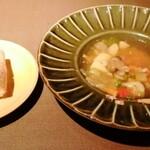 キッチン直樹 - ミネストローネスープ
