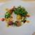 Mare Blu & MORAN BAGEL - 料理写真:パスタランチ(本鮪と季節野菜の盛り合わせ) 2021.9月