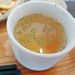 zakkapurasukafekichi - 野菜スープ