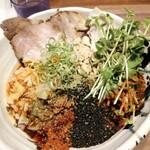 みなみ食堂 - 料理写真:汁なし坦々麺レベル3