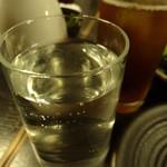 甘太郎 - 日本酒と烏龍茶