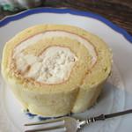 グロッケンシュピール - ロールケーキ