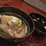 ふじ原 - 甘鯛と自然薯