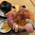 すみれ - まんきつ丼