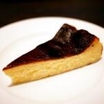 Brasserie024 - バスクチーズケーキ