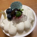 パティスリー 苺いちえ - クレームダンジュ450円