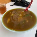 スパロー - 料理写真:カレー中華