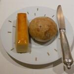 ロオジエ - ☆パンも可愛らしい☆