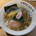 中華そば ふるいち - 料理写真:「中華そば」750円