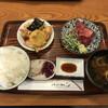 天房 - 料理写真:マグロ刺身定食