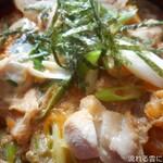 竹屋 - 料理写真:親子丼