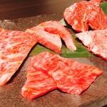 松坂牛ホルモン割烹焼肉 かつら -