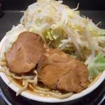 麺屋 婆娑羅 - ラーメン(小結)