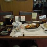 かもい岳温泉 - 夕食