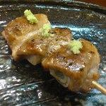 旬彩家 とり遊 - 料理写真:合鴨ねぎ串