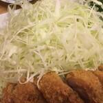 とんQ - ロースカツ定食 1,980円 (税込)