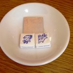 カフェヴィヴモンディモンシュ - 角砂糖のヘタウマな絵に微笑む(2007.4.29)