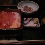 158808 - まぐろづけ丼定食