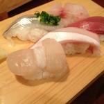 七福 - 今宵のお寿司