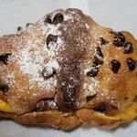 ブーランジュリーシス - 料理写真:ショコラ·ダマンド