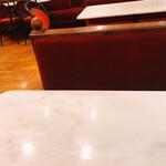 カフェ ウィーン - 店内ちょこっと雰囲気