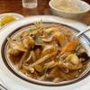 はらへー太 - 料理写真:ピリピリ中華飯のご飯はチョビです。