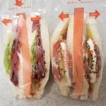 神戸サンドウィッチ工房 - 料理写真: