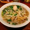 らーめん ふじもと - 料理写真:らーめん(かつお醤油)