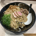 柳麺 呉田 - 料理写真:鴨油とエシレバターの油そば 大盛