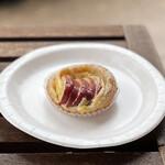 穂の香 - りんごとクリームチーズのペストリー 375円