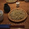 蕎麦藍 - 料理写真:清水、一枚目