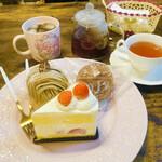 菓子工房ヴェールの丘 - 料理写真: