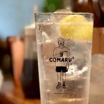 コマル - 島レモンサワー 500円