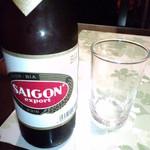 ベトナム料理専門店 サイゴン キムタン - 121110サイゴンビール