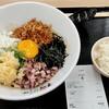 ラー麺 陽はまた昇る - 料理写真:まぜそば