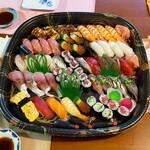 158045323 - 初音のお好み鮨+子ども鮨 テイクアウト