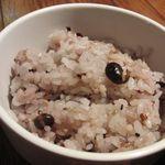 リーフキッチン - 十六穀米ご飯