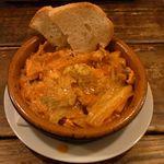 MANGUEIRA TEPPAN + - ミニチーズトマト鍋