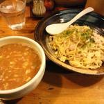 鶏の穴 - 2012年11月限定麺 カニQ