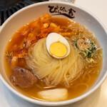 ぴょんぴょん舎 - 2021.9 盛岡冷麺 中辛(935円)