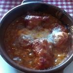 レストランカリーノ - チキンのカチャトラ
