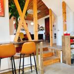 CAFE STAND PROPELLER -