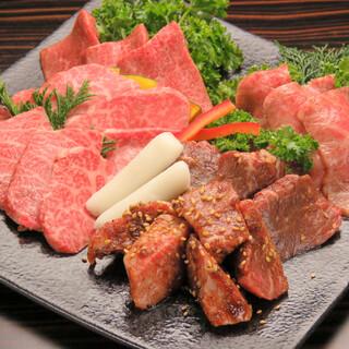 焼肉店『高麗屋』のA4・A5ランク最高級銘柄黒毛和牛を直送