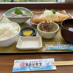 Maruhashokudou - まるは定食(1485円)