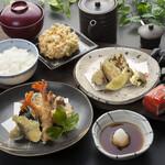 天ぷら つな八 - 季節メニュー 桔梗
