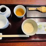 翁 - 八ヶ岳セット(1,950円)